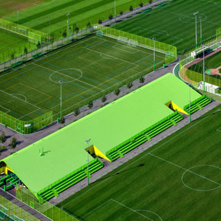 Central Coast Sports complex grass